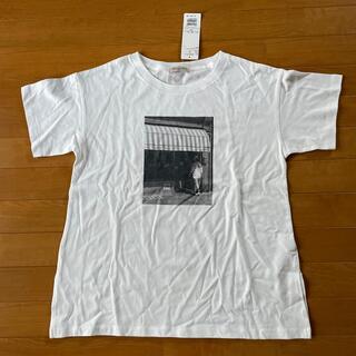 SM2 - サマンサ モスモス フォトプリントTシャツ