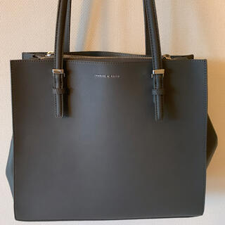 Charles and Keith - Charles and Keith A4バッグ