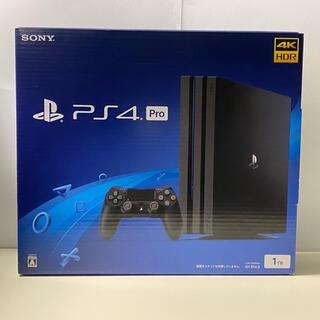 PlayStation4 - プレイステーション4 プロ ps4 pro 本体 2020年6月購入