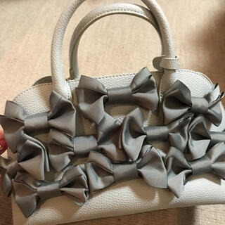 M'S GRACY - エムズグレイシー バッグ リボン かばん 鞄