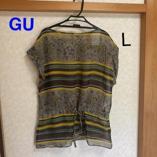 ジーユー(GU)のチュニック トップス GU (チュニック)