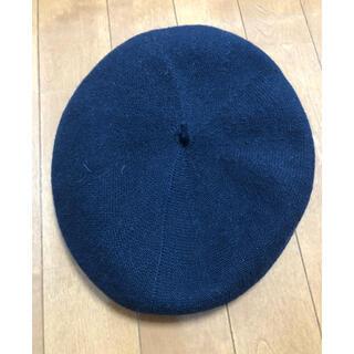 ユニクロ(UNIQLO)の夏用ベレー帽(ハンチング/ベレー帽)