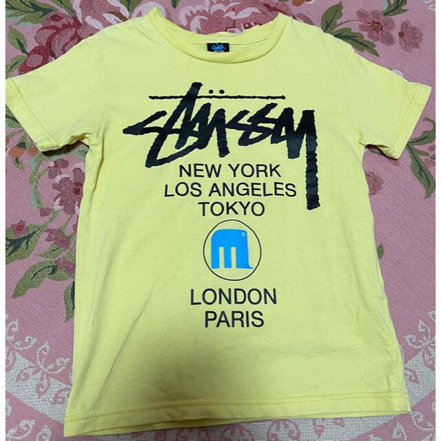 STUSSY(ステューシー)のSTUSSY 130 キッズ/ベビー/マタニティのキッズ服男の子用(90cm~)(Tシャツ/カットソー)の商品写真