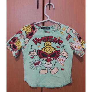 ヒステリックミニ(HYSTERIC MINI)のヒスミニ 半袖 90(Tシャツ/カットソー)