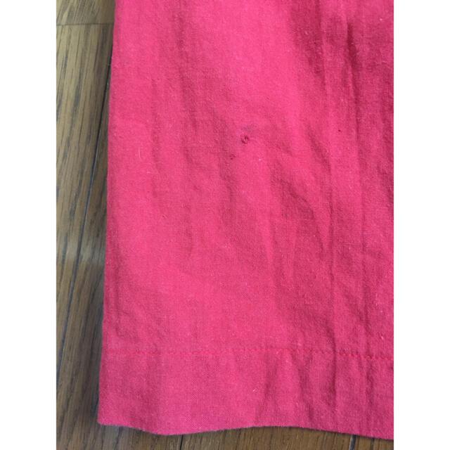 PINK HOUSE(ピンクハウス)のピンクハウス 赤ワンピ レディースのワンピース(ロングワンピース/マキシワンピース)の商品写真