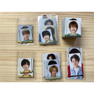 厚紙カード デタカ  ジャニーズWEST(アイドルグッズ)