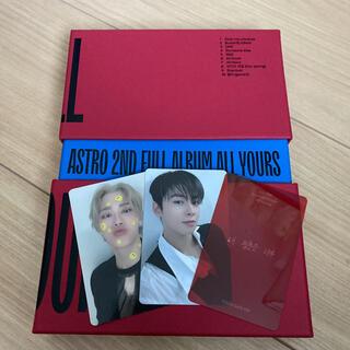 astro allyours アルバム(K-POP/アジア)