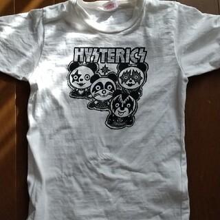 ヒステリックミニ(HYSTERIC MINI)のヒスミニキッスパンダ130センチ(Tシャツ/カットソー)