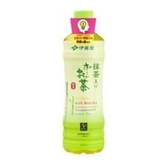 抹茶入りお~いお茶FamilyMart引き換え券15枚(茶)