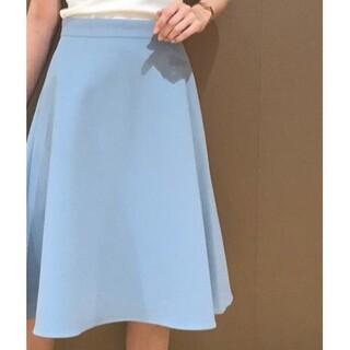 M-premier - M-PREMIER スカート サックスブルー 水色
