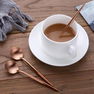 [新品未開封]コーヒー/ティーススプーンセット6本組 ポルトガル風 可愛い贈り物(食器)