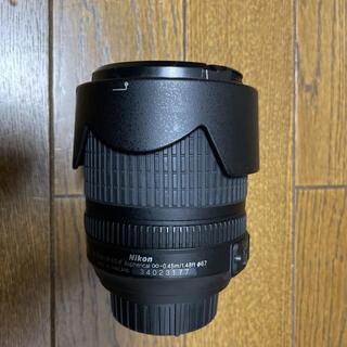Nikon - ニコンズームレンズ AF-S-DX 18-105/3.5-5.6G ED VR