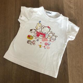 familiar - 【ファミリア】90サイズ Tシャツ