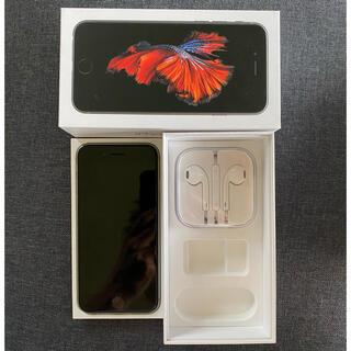 Apple - iphone6s 32gb シルバー