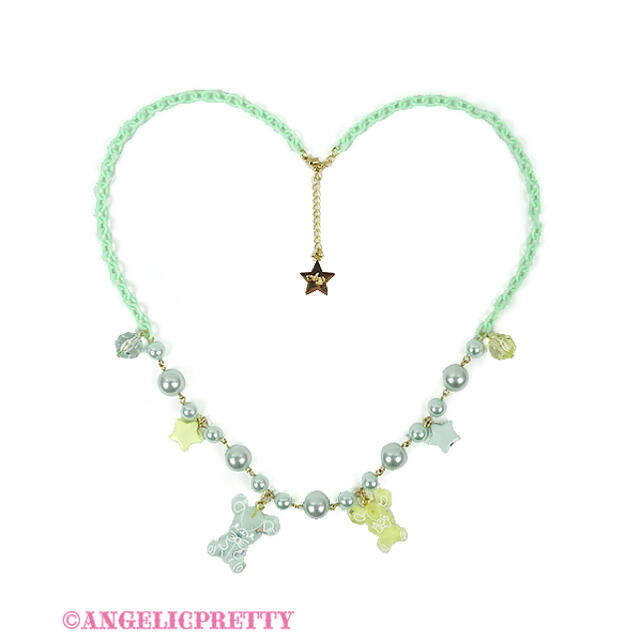 Angelic Pretty(アンジェリックプリティー)のangelic pretty jelly candy toys ネックレス レディースのアクセサリー(ネックレス)の商品写真