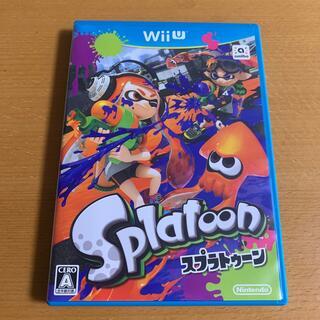 任天堂 - Splatoon(スプラトゥーン) Wii U 中古品