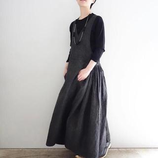 YAECA - ★新品★定価約3.8万★OUTIL apron skirt サイズ0