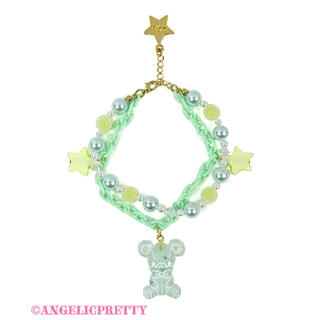Angelic Pretty - angelic pretty jelly candy toys ブレスレット