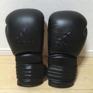 アディダス(adidas)のadidas パワー300 ボクシンググローブ 12オンス(ボクシング)