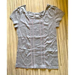 エニィスィス(anySiS)の美品anysisのトップス(カットソー(半袖/袖なし))