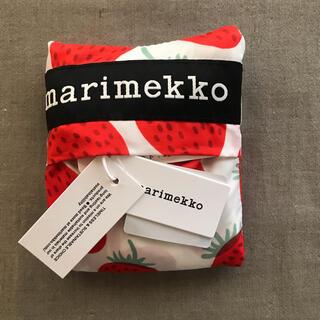marimekko - marimekko マリメッコ マンシッカ いちご スマートバッグ