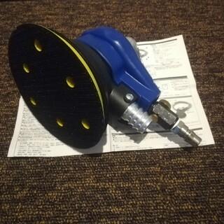 ASTRO アストロのエアダブルアクションサンダー 新品未使用(工具)