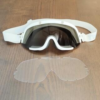 TT&CO. TTゴーグル アイボリー(ヘルメット/シールド)