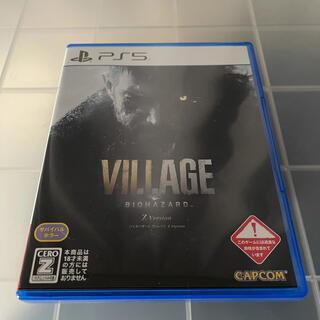 PlayStation - PS5 バイオハザード8 Zver