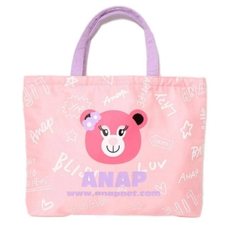 ANAP Kids - ANAPkids新品キャラクタートートバッグレッスンバッグ
