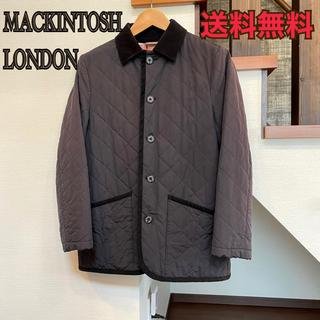 マッキントッシュ(MACKINTOSH)のマッキントッシュ London キルティング ジャケット Macintosh(ステンカラーコート)