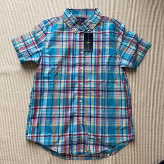 POLO RALPH LAUREN - ポロラルフローレン 半袖シャツ 160