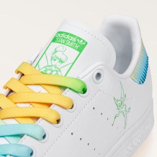 adidas(アディダス)の正規品 スタンスミス STAN SMITH tinkerbell ティンカーベル レディースの靴/シューズ(スニーカー)の商品写真