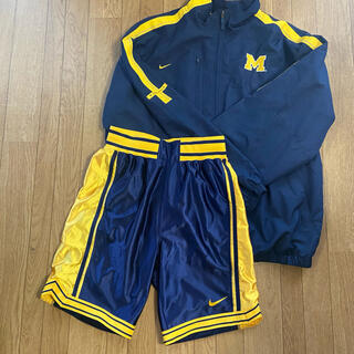 NIKE - Michigan University Jacket Pants