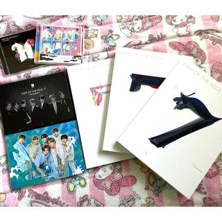 ボウダンショウネンダン(防弾少年団(BTS))のBTS MAP OF THE SOUL : 7 CD&DVDまとめて♪防弾(K-POP/アジア)