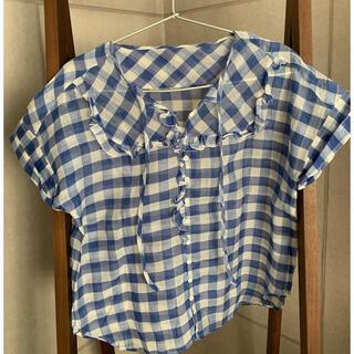 マカフィー(MACPHEE)のTOMORROWLAND トゥモローランド MACPHEE ブラウス(シャツ/ブラウス(半袖/袖なし))