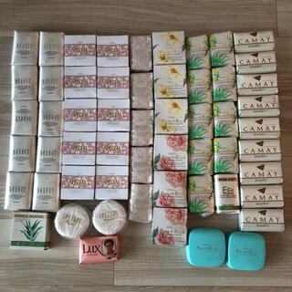 固形石鹸(せっけん)まとめ売り 56個