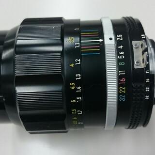 Nikon - 綺麗 ニコン Nikkor P.C Auto 105mm f2.5 Ai改