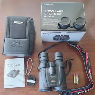 Canon - Canon 防水 防振双眼鏡 10x42 L IS WP 6.5°