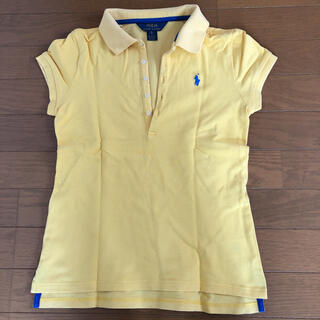 ポロラルフローレン(POLO RALPH LAUREN)のラルフローレン  ガールズポロシャツ(Tシャツ/カットソー)