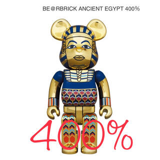 MEDICOM TOY - BE@RBRICK ANCIENT EGYPT 400% エジプト展