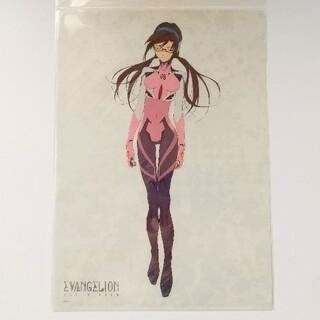 マリ クリアファイル エヴァンゲリオン展限定品 真希波マリ EVANGELION(クリアファイル)