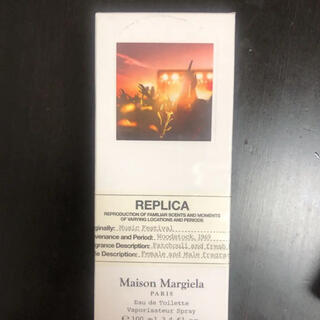 Maison Martin Margiela - maison margiela レプリカ 新品未使用