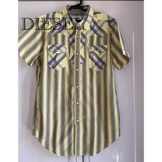 ディーゼル(DIESEL)のDIESEL Tシャツ、半袖シャツ 美品✨(シャツ)