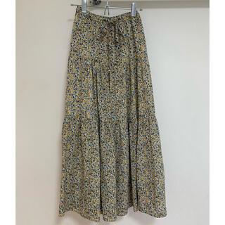 オリーブデオリーブ(OLIVEdesOLIVE)のロングスカート(ロングスカート)