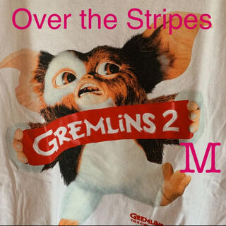 オーバーザストライプス(OVER THE STRIPES)のオーバーザストライプ グレムリン Tシャツ M ギズモ モグワイ ヴィンテージ(Tシャツ/カットソー(半袖/袖なし))