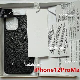 マルタンマルジェラ(Maison Martin Margiela)のマルジェラMaison Margiela iPhone12ProMAXケース(iPhoneケース)