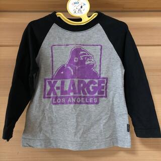 エクストララージ(XLARGE)のX-LARGE  KIDS 4T ロンT エクストララージ キッズ(Tシャツ/カットソー(七分/長袖))