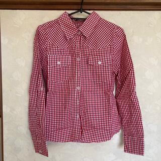 ギャルスター(GALSTAR)のギャルスターギンガムチェックシャツ(シャツ/ブラウス(長袖/七分))