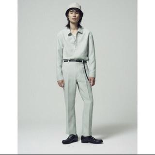 COMOLI - [早い者勝ち!!! 売り切り希望!!!] SABY スラックス オフホワイト
