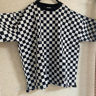 FREAK'S STORE - ブロックチェックTシャツ